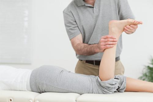 Achilles tendon examination