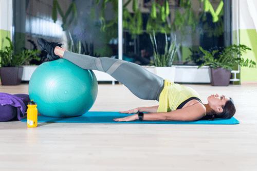 Bladder training exercises
