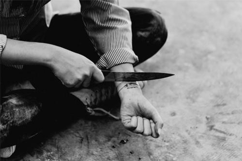 Borderline Personality Disorder self harm