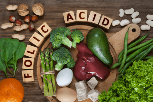 Neural tube defects and folic acid