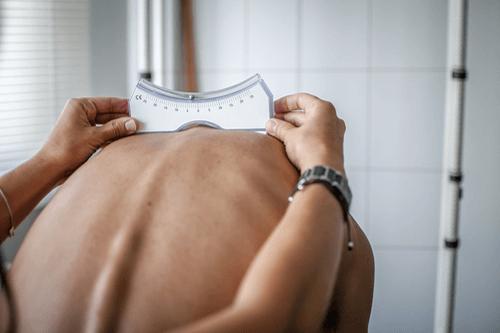 Scoliosis checkup