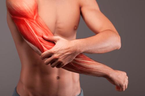 ALS-muscular spasms