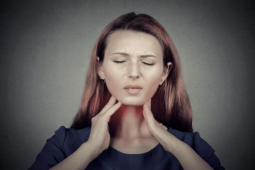 Mononucleosis pain
