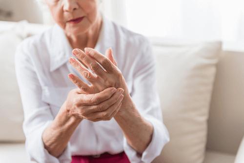 arthritis patient