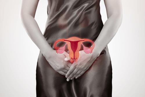 Cervical cancer patient