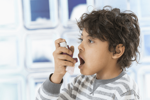 asthma in children