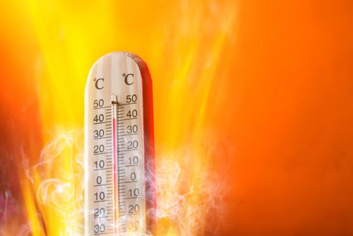 heats stroke