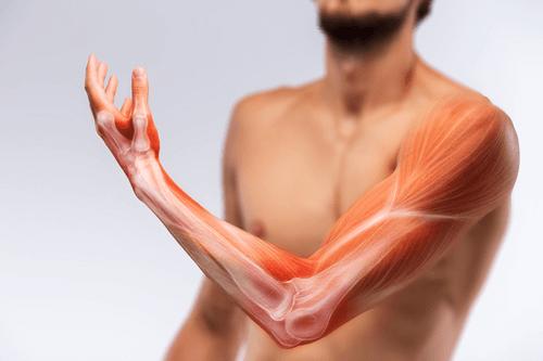 ARACHNOIDITIS muscle cramps