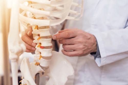 Ankylosing spondilytis spine