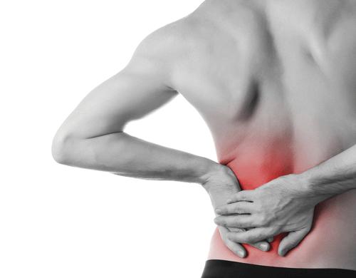 Arachnoiditis back pain