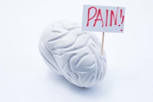 Cluster headache pain