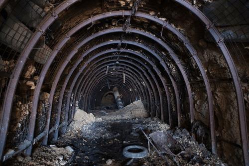 Silicosis mining