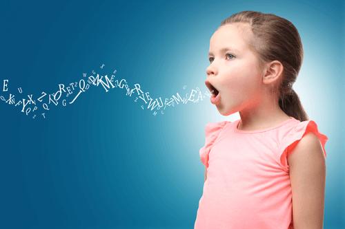 Speech disorder kids