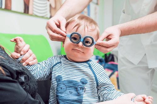 Stickler syndrome eye
