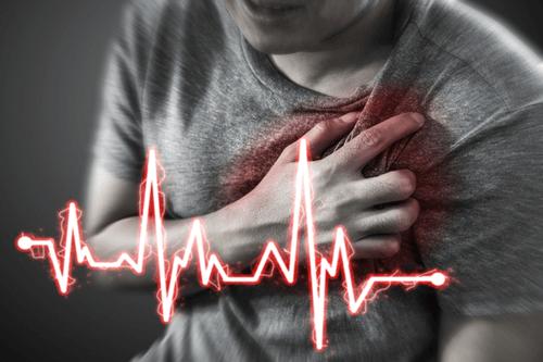 Ventricular hypertrophy pain