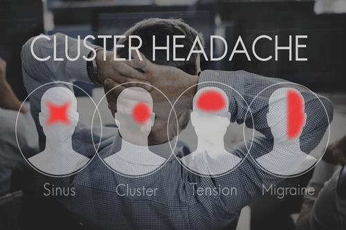 cluster headache types