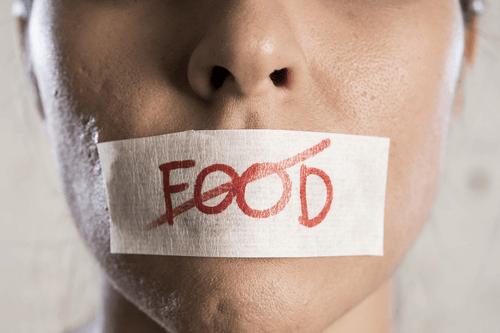 sitophobia food fear