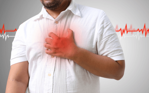 CARDIAC TAMPONADE pain