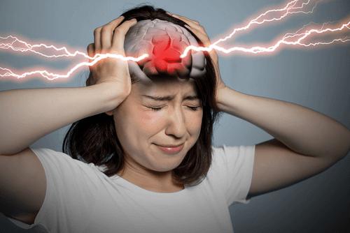 CEREBRAL CAVERNOMA stroke