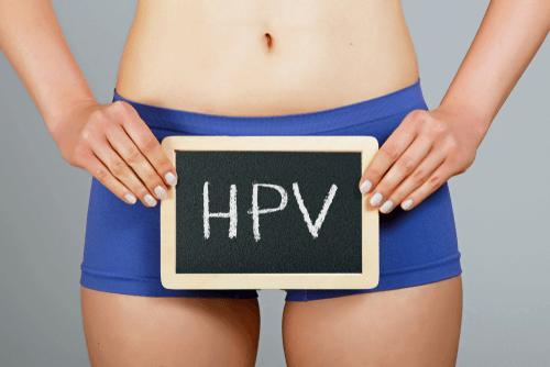 CERVICAL POLYPS HPV