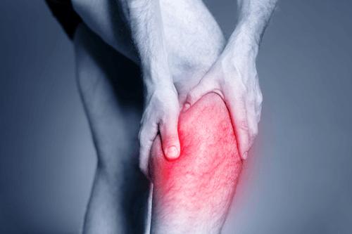Dystonia leg cramps