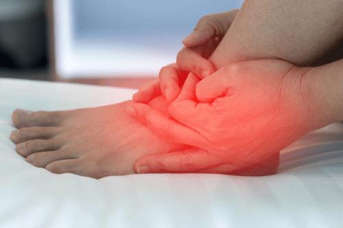 METATARSALGIA pain