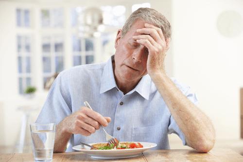 MULTIPLE MYELOMA appetite loss