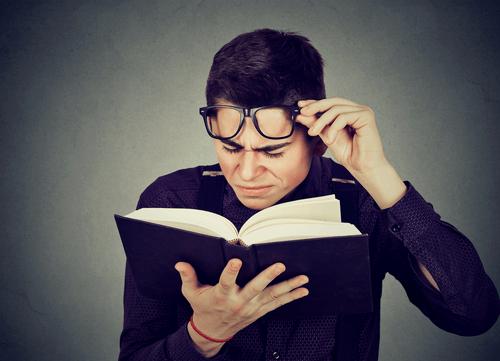 MYOPIA shortsighted