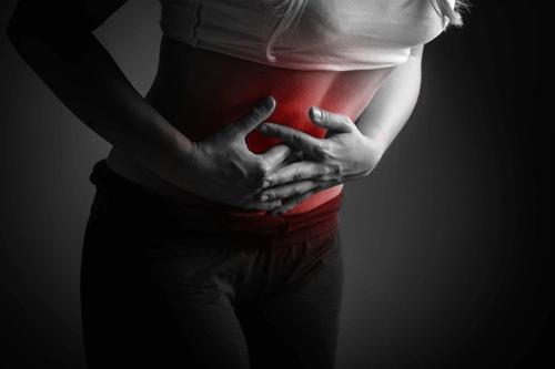 hemochromatosis Abdominal pain