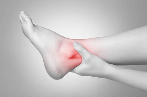 Ankle Osteoarthritis pain