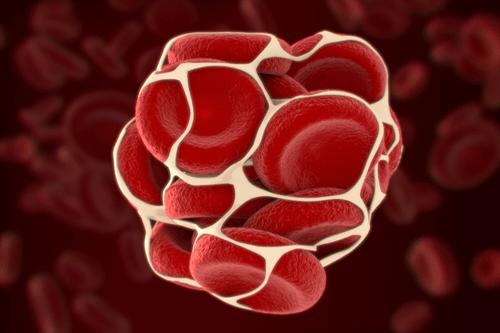 Blood clots 3D