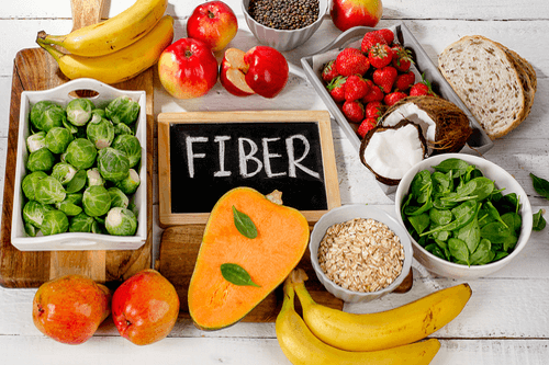 Constipation high fiber diet