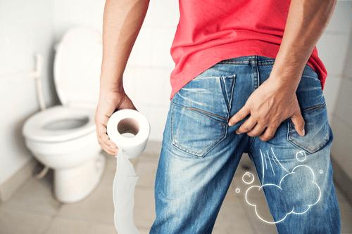 Diarrhoea toilet
