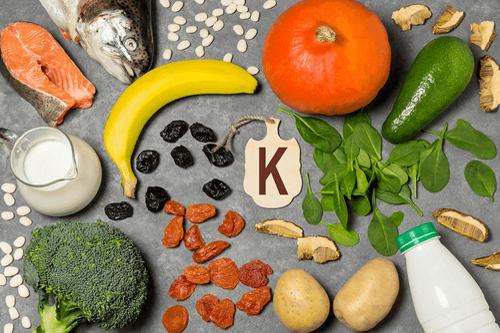 HYPERKALEMIA foods
