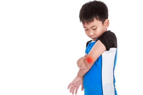 Nursemaid's elbow pain