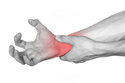 PORPHYRIA muscle cramps