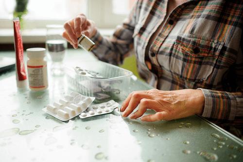 Rheumatoid Arthritis woman