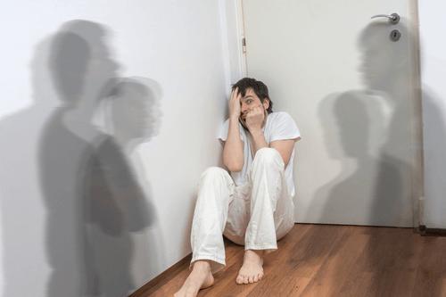 Schizophrenia paranoia