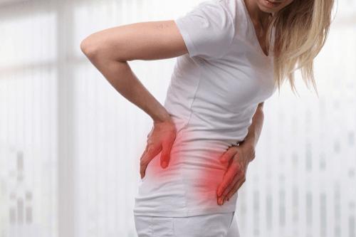 URETHRITIS pain