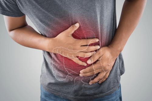 Ulcerative colitis pain