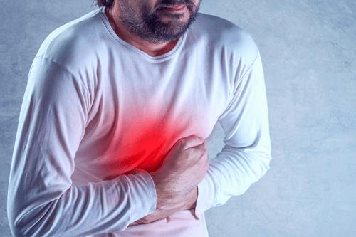 Viral gastroenteritis pain