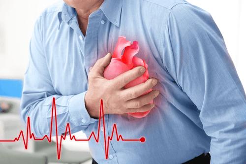 mitral valve pain