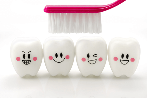 Dental care brushing