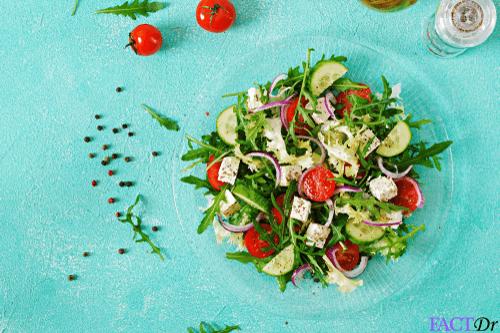 Panera bread greek salad