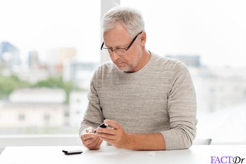 geriatric health diabetes