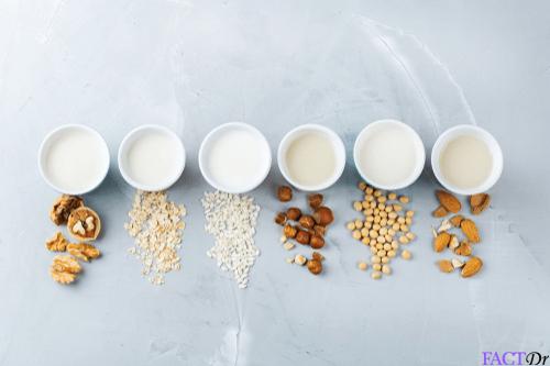 carrageenan nut milk