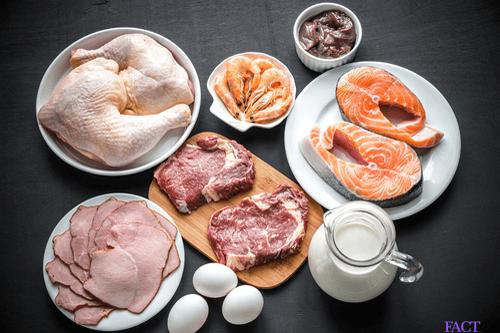 beta alanine foods