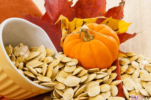 Magnesium pumpkin seeds