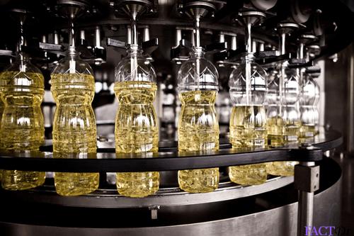 canola oil processsing
