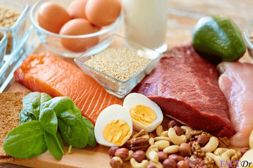 glutamine foods